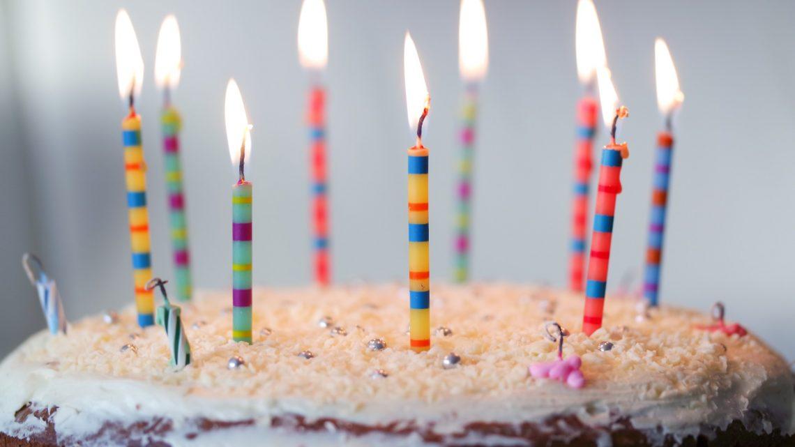 Organiser un anniversaire, penser à tout !