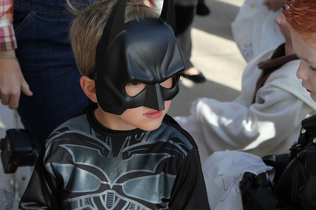 Quel déguisement pour Halloween pour votre enfant ?