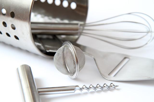Comment choisir les meilleurs ustensiles de cuisine?